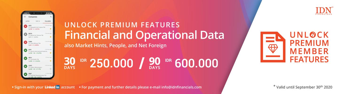 IDNFinancials Premium Member Promo